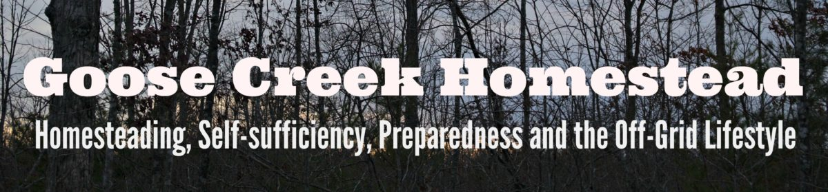 Goose Creek Homestead