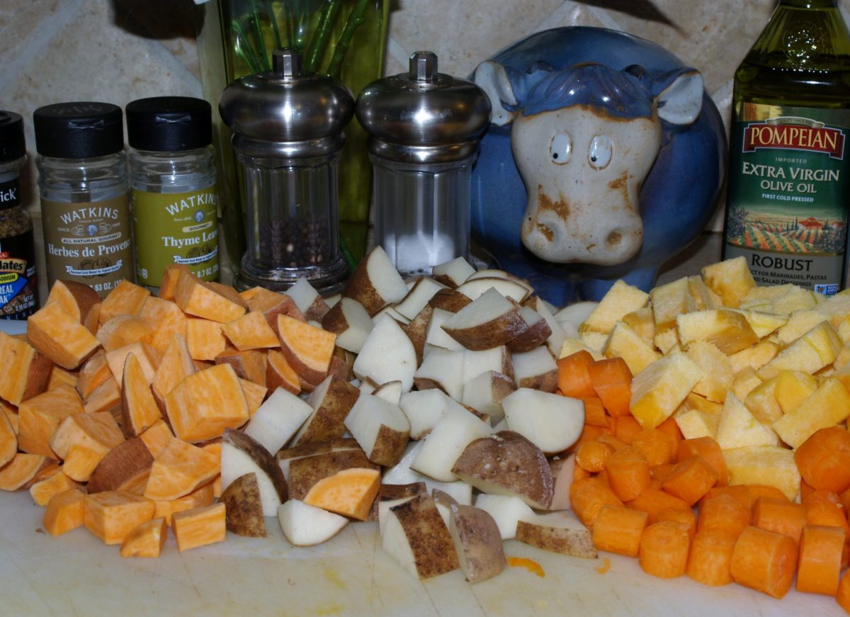 Hearty Crock Pot Beef Stew with Root Vegetables from Goose Creek Homestead