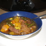 Hearty Crock Pot Beef Stew with Root Vegetables - Goose Creek Homestead